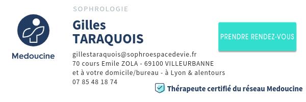 Signature Gilles Taraquois 2